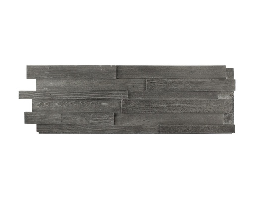 [MCH.PAN.0042] PANEL DECORATIVO MADERA DE PINO COLOR MUSGO (18.2×65.2cm)